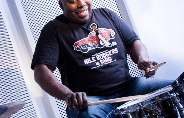 Legendary Drummer, Ralph Rolle, brings his masterclass to London