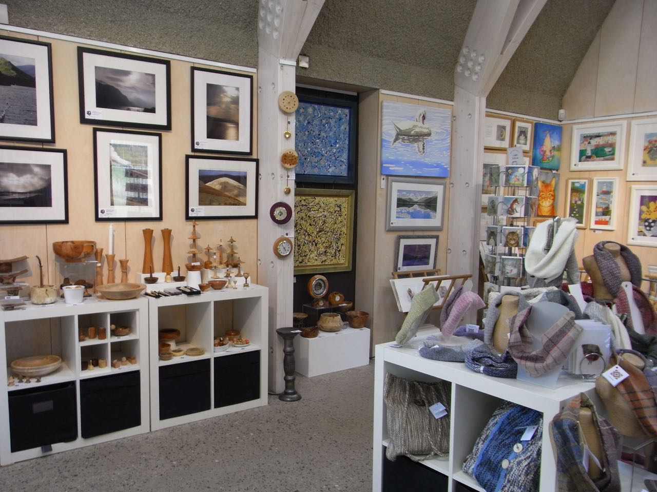 Country Matters in Gallery at Brockholes