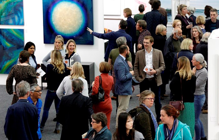 Fresh Art Fairs - now at Ascot Racecourse 20-22nd September 2019