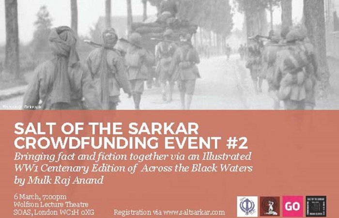 Across the Black Waters: Bringing Fact and Fiction Together