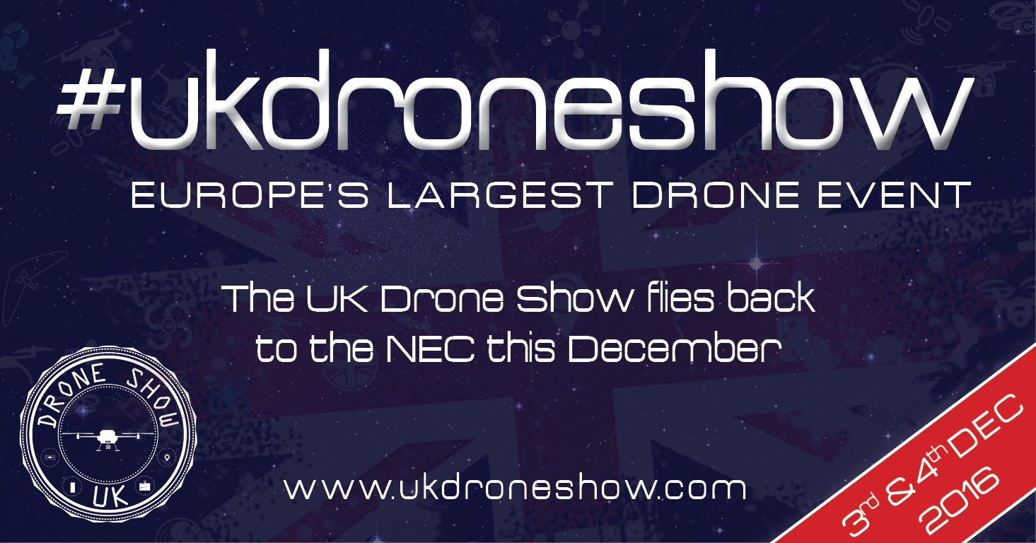 UK Drone Show 2016