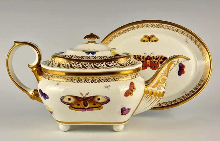 Derby Porcelain Society To Stage Major Exhibition at Antiques for Everyone