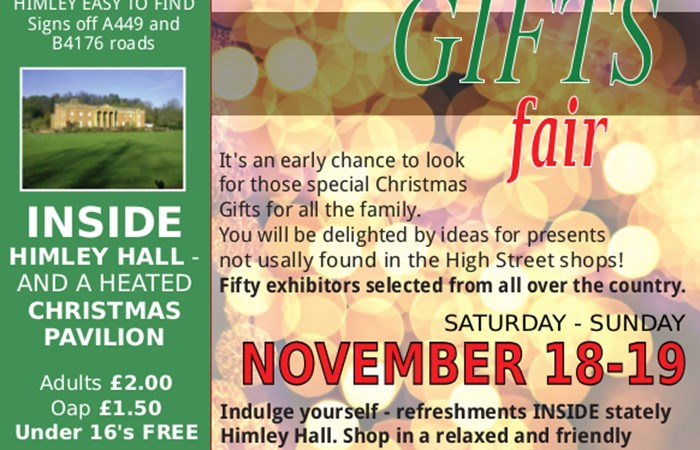 food and gifts fair